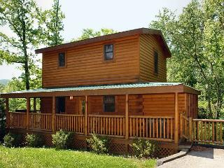 Pigeon Forge Private Indoor Swimming Pool Cabin SKINNY DIPPIN'  261 - Sevierville vacation rentals