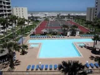This is the view from your 11th floor balcony! - Captivating View from 11th Floor Saida Towers - South Padre Island - rentals
