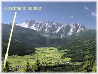Our valley and location - Gosau Apartment Shelbourne - Gosau - rentals