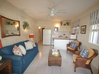 Cute One Bedroom  with Sea View Steps to Beach - Saint Lawrence Gap vacation rentals