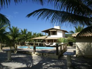Beach house in Bahia, Brazil on Atlantic ocean - State of Bahia vacation rentals