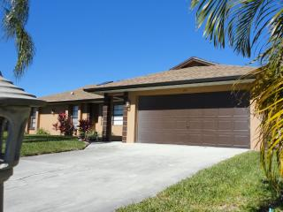 Villa Paradise Island in SW Cape Coral, Pool, WLAN - Cape Coral vacation rentals