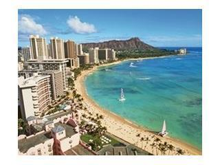 Wyndham Waikiki Beachwalk - 2BR/2BA Deluxe Villa - Honolulu vacation rentals