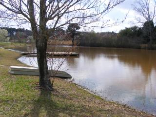 Lake Front Estate in the City of McDonough. - Atlanta Metro Area vacation rentals