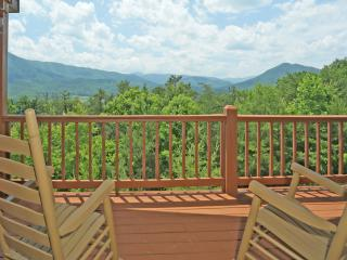 *Best Mtn Views!  Secluded! Game Room! Free WiFi!* - Wears Valley vacation rentals