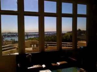 Bay View from Living Room - Bay View & City Lights, walk to Yacht Club! - San Diego - rentals