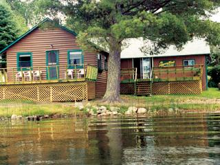 Slippery Winds Wilderness Lodge, Yoke Lake, NW Ont - Fort Frances vacation rentals