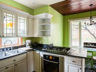 The Recycled House - Walk Downtown - Charlottesville vacation rentals