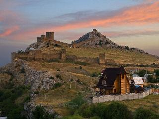 Suits in cottage near fortress and sea - Sudak vacation rentals