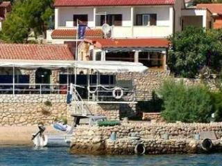 Apartment for 3 persons near the beach in Rab - Barbat vacation rentals