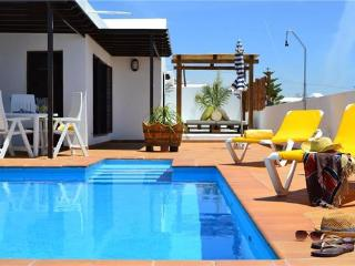 Holiday house for 6 persons, with swimming pool , in Tias - Tias vacation rentals