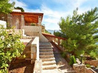 Apartment for 6 persons near the beach in Dubrovnik - Slano vacation rentals