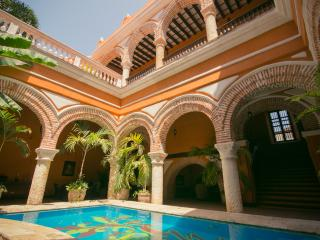 9 Bedroom Colonial Home in Old Town - Cartagena District vacation rentals