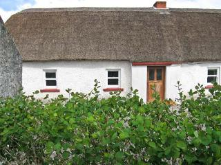 CALLAN THATCHED COTTAGE, character cottage, off road parking, outdoor courtyard in Callan, Ref 23788 - County Kilkenny vacation rentals