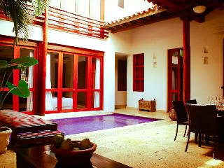 5 Bedroom Spanish Style Home in Old Town - Cartagena District vacation rentals