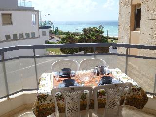 Nitza - Strictly kosher 3 Bedroom Apartment with Outdoor Pool and Sea View - NB02KP - Israel vacation rentals