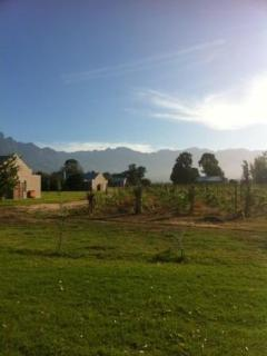 Saronsberg Vineyard Cottages - Tulbagh vacation rentals