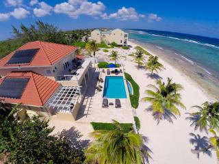 Luxury Beachfront Villa w/ Pool 4BR In Harmony - Grand Cayman vacation rentals
