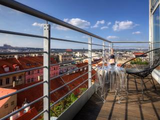 Prague Panorama Penthouse - Prague vacation rentals