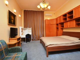 Pushkin Square-Red Square Standard Studio - Moscow vacation rentals