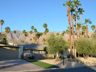 Twin Palms Mid-Century Luxury Home - Palm Springs vacation rentals