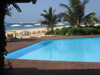 Luxurious Beachfront Apartment with Sea Views - Sal vacation rentals