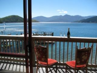Balcony  - The Kingfisher Suite - Havelock - rentals