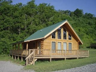 Luxurious Honeymoon Cabin - Honeymoon Queen - Dryfork vacation rentals
