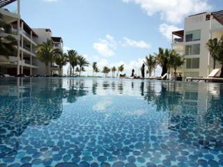 The Elements 106 private beach access 2 bedrooms - Playa del Carmen vacation rentals