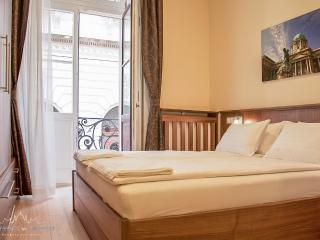 Opera Balcony Apartm. - views, fireplace free Wifi - Budapest vacation rentals