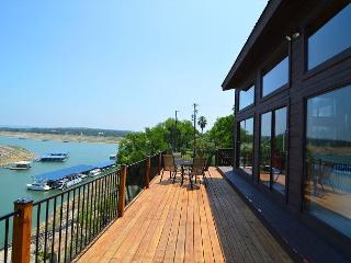 Large Waterfront Home w/ Deep Water Dock Perfect for Large Families! - Spicewood vacation rentals