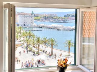 Centrally located apartment with amazing view - Split vacation rentals