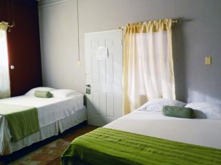 Budget Travel Belize, Bella Sombra Guest House: $65USD 2 people+ Free Internet, Studio 3, - United States vacation rentals