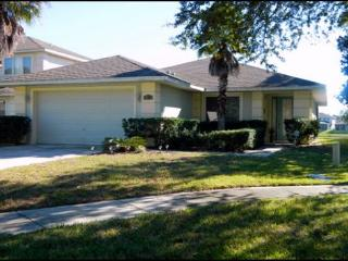 Beautiful 4 Bed 3 Bath Luxury Home with Private Pool & Lake View. (AV8434SL) - Kissimmee vacation rentals