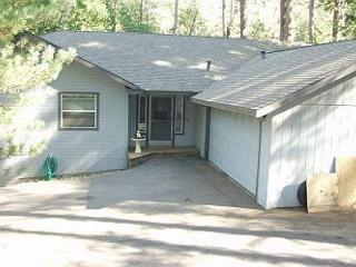 Great 1-story home- A/C, woodstove, satellite, full kitchen, BBQ - Groveland vacation rentals