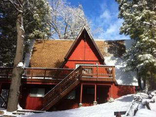 True Cabin with a Golf Course View - Lake Arrowhead vacation rentals