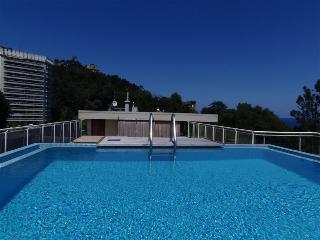 MARBIL:: Rooftop pool. Seaviews. Relax 5 p. Beach. - Basque vacation rentals