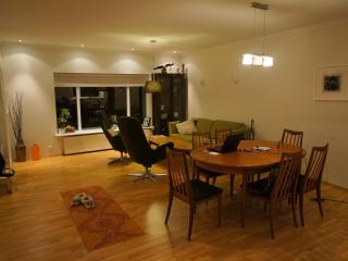 Beautiful ocean Front apartment, Capital area. - Hafnarfjordur vacation rentals