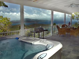 Gorgeous Mountain Retreat w/Two Masters, Spa, View - Saint John vacation rentals