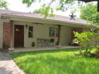 Entrance - Birds Nest B&B ~ Private Suite Perfect for Birders - McAllen - rentals