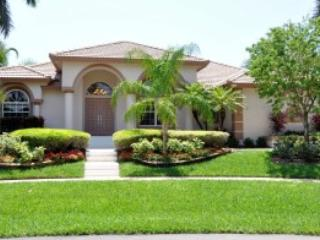 Front of Home - Olive Ct. - OLI951 - Stunning Waterfront Home w/Boatlift! - Marco Island - rentals