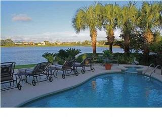 Bella Vita  - Lake front beach home- Private Pool - Destin vacation rentals