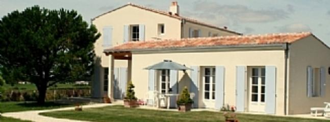 The Cottage - The Cottage, Moulin Rompu - Mortagne-sur-Gironde - rentals