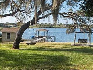 Vacation on Lake Front White Sandy Beach 1/1 - Lake Placid vacation rentals