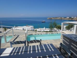 Apartment with Sea View and Shared Pool - Mykonos vacation rentals