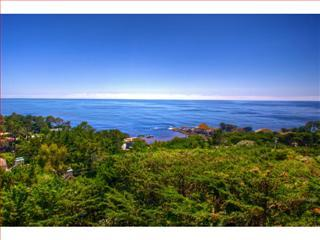 3588 - Stunning Ocean Views! Short Drive to Private Beach - Carmel Highlands vacation rentals