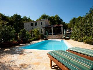 Authentic Croatian Luxury Villa with Private Pool - Pašman vacation rentals