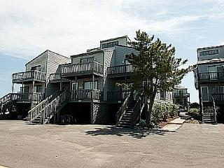 Shipwatch 212, 1928 New River Inlet Rd, North Topsail Beach, NC, Water View - Surf City vacation rentals
