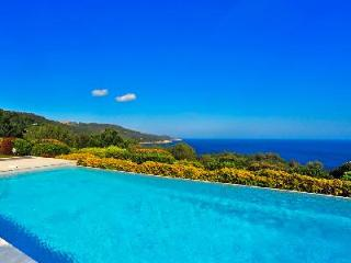 La Reserve-Villa 9, peace and seclusion with infinity pool above the blue sea - Ramatuelle vacation rentals