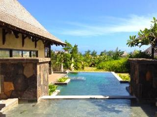 Spacious & modern, Alcyone 24  boasts  a private infinity pool, beach & watersports, resort access - Bel Ombre vacation rentals